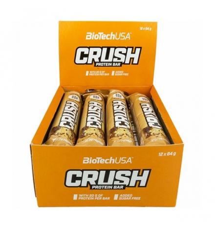 Biotech USA Crush Bars 64g x 12 pcs