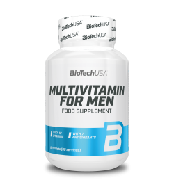Biotech USA Multivitamin For Men 60tabs