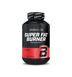 Biotech USA Super Fat Burner 120 Tablets