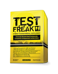 PharmaFreak Test Freak 120 Capsules