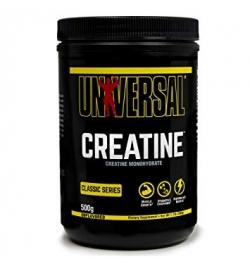 Universal Creatine Powder 500 grams