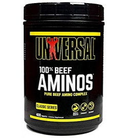 Universal Beef Aminos 400 tablets