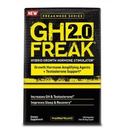 PharmaFreak GH Freak 2.0 - 120 Capsules