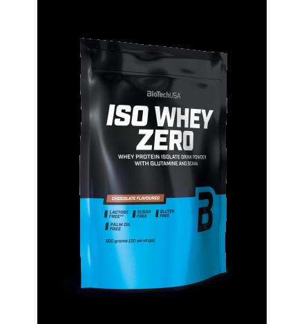 Biotech USA ISO Whey Zero With Native Whey 500g