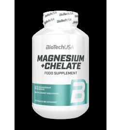 Biotech USA Magnesium + Chelate 250mg 60Caps