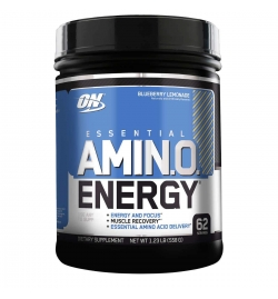 Optimum AmiN.O. Energy 558G 62 Servings