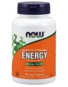 Now Foods Energy  90 Veg Capsules