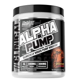Nutrex Alpha Pump booster 176 grams