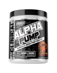 Nutrex Alpha Pump booster 176 grams