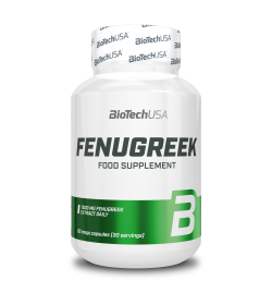 Biotech USA Fenugreek 1500mg 60 Caps