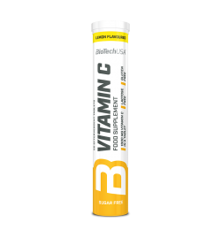BioTech USA Vitamin C 1000mg 20 Efferv. Tabs