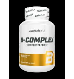 Biotech USA Vitamin B-Complex 60Tabs
