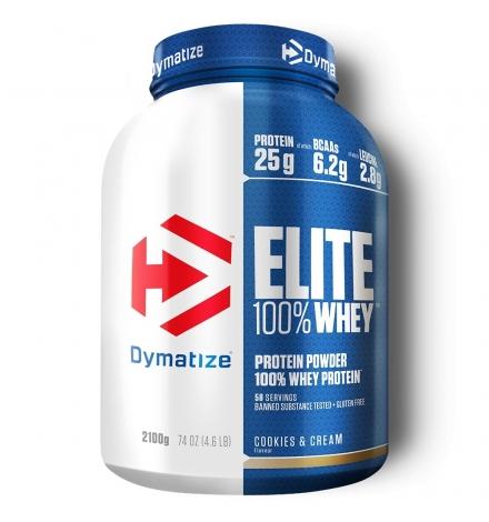 Dymatize Elite 100% Whey Protein 4.6lbs