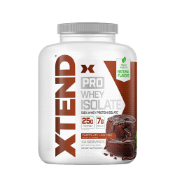 SciVation Xtend™ Pro 100% Whey Protein Isolate 5lbs