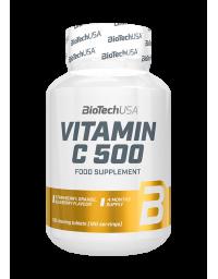 Biotech USA Vitamin C 500 120 Chewing Tabs