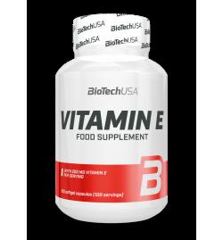 Biotech USA Vitamin E 100 Softgels