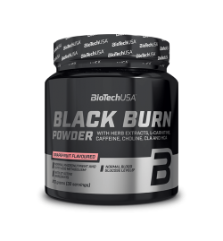 BioTech USA Black Burn 30 Servings