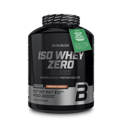 BioTech USA Iso Native Whey Isolate Black 5lbs