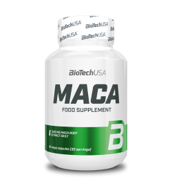 BioTech USA Maca 1500 mg - 60 Caps