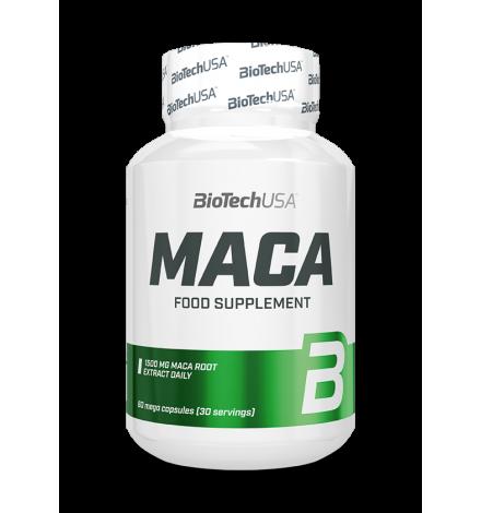 BioTech USA Maca 1500 mg - 60 Caps