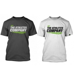 MusclePharm T-Shirt Athletes Company - White