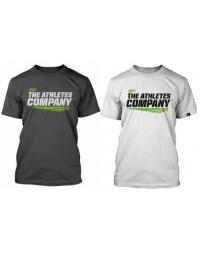 MusclePharm T-Shirt Athletes Company - White