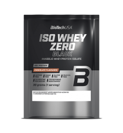 BioTech USA Native Whey Isolate Black 30g