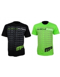 MusclePharm T-Shirt FT - Black