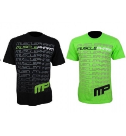MusclePharm T-Shirt FT - Green