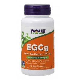 Now Foods EGC Tea Extract 400mg 90VCaps