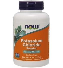 Now Foods Potassium Chloride Powder 227g