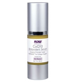 Now Foods CoQ10 Antioxidant Serum 30ml
