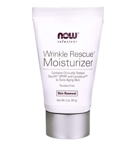 Now Foods Wrinkle Rescue™ Moisturizer 57g