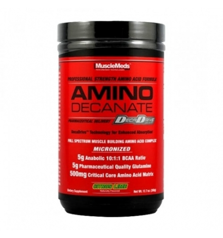 MuscleMeds Amino Decanate 360G
