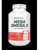 Biotech USA Mega Omega 3 180 Softgels