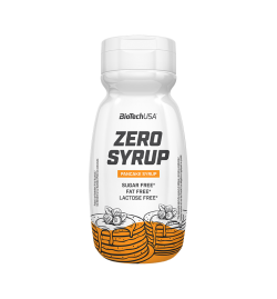 Biotech USA Zero Syrup 320ml