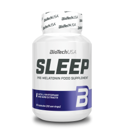 Biotech USA Sleep Pre-Melatonin 60 Caps