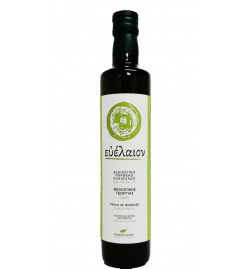 Evelaion Organic Extra Virgin Olive Oil 500ml