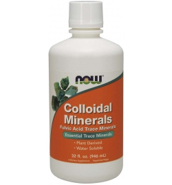 Now Foods Colloidal Minerals 946ml Liquid