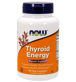 Now Foods Thyroid Energy™ 90 Veg Capsules