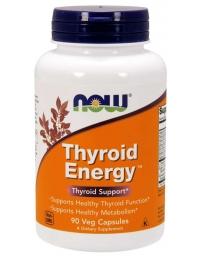 Now Foods Thyroid Energy™ 90 Veg Capsules
