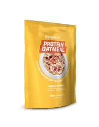 BioTech USA Protein Oatmeal with Fruits 1000g