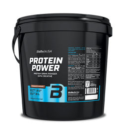 Biotech USA Protein Power 4 kg NEW