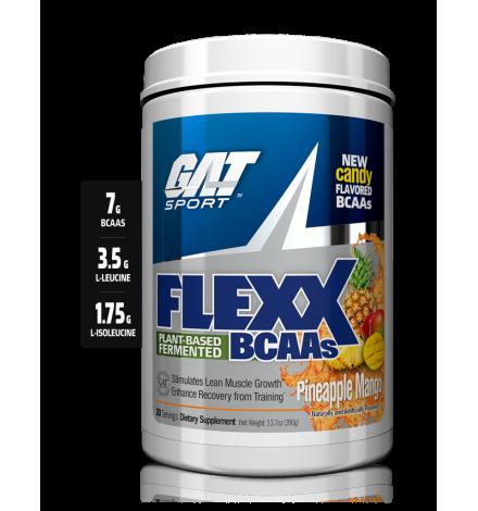 GAT Sports FLEXX BCAAs 390g
