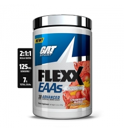 GAT Sports FLEXX EAAs + Hydration 360g