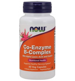 Now Foods Co-Enzyme B-Complex 60Veg Capsules