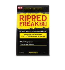 Now Foods Ripped Freak 2.0 60 Capsules