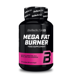 Biotech USA Mega Fat Burner 90 tablets