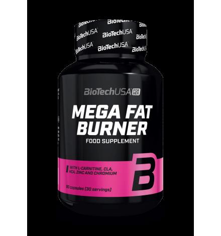 Biotech USA Mega Fat Burner 90 tablets