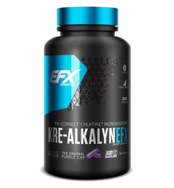 EFX Sports Kre-Alkalyn EFX 120 Caps